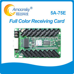 Colorlight 5A-75E Led Video Wall Panels Led Display Synchronous Control Card Led Receiving Board 5A 5A-75E as linsn RV901T