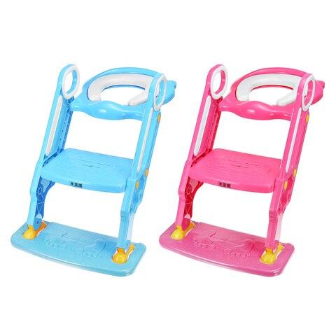 dobravel infantil potty seat mictorio encosto cadeira