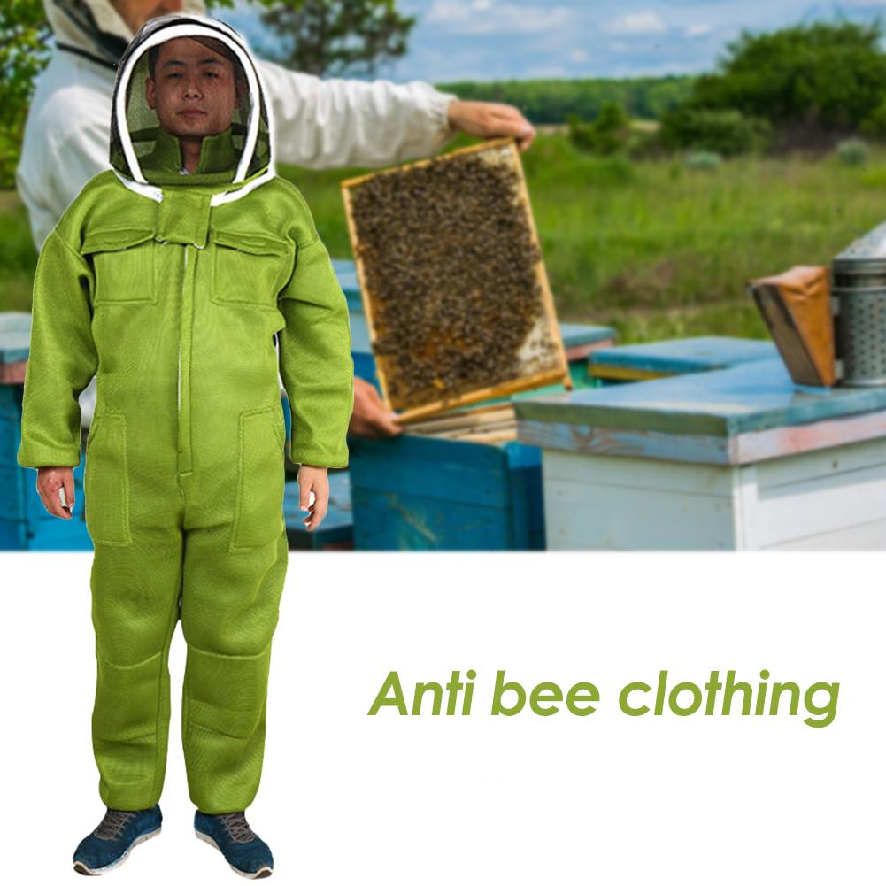 Beekeeper Suit Professional Beekeeper Suit Isolate Droplets And Bacteria Protected Against Bee Bites