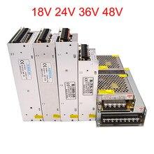 Transformateur d'alimentation électrique SMPS, adaptateur 220V AC 18V 24V 36V 48 V