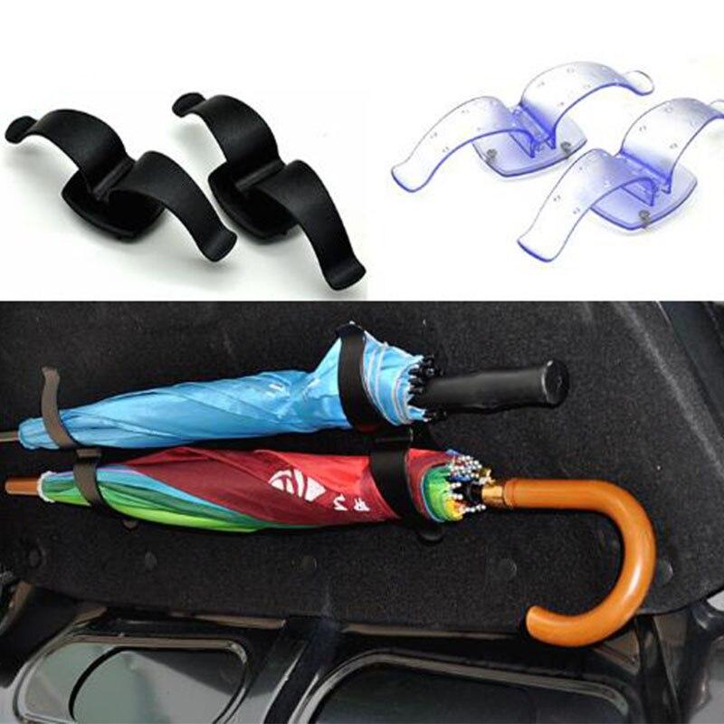 2 universal auto stamm montage halterung regenschirm stehen geschlossen mit schraube regenschirm fest clip auto teile