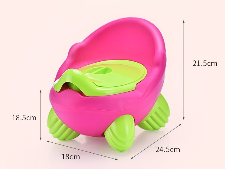 Toilet For Kids Men's 0-3-6-Year-Old Plus-sized Chamber Pot Children Cat Litter Box Kids Shit Sit Potty Baby Girls