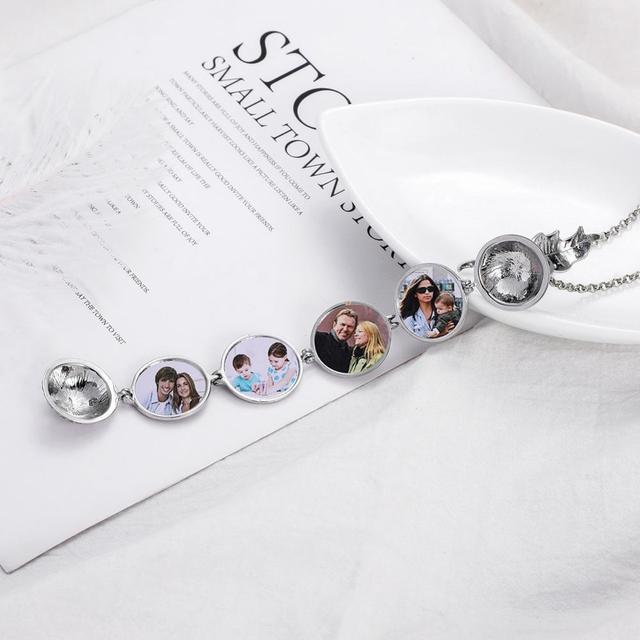 Купить ожерелье с подвеской «ангельские крылья» многослойный складной картинки