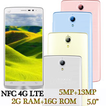 P40 4G Lte Global Versie Smartphones Nfc 2G Ram + 16G Rom 5.0Inch Scherm Quad Core 13MP Hd Android Mobiele Telefoon Goedkope Celuares