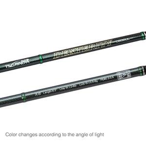 Image 5 - Tsurinoya Dexterity UL 캐스팅 낚싯대 1.92m 카본 후지 액세서리 Ultri Light Ajing 캐스팅로드 Fast Action Baitcasting Rod