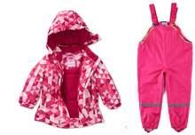 Осенне зимние куртки для мальчиков и девочек детские уличные