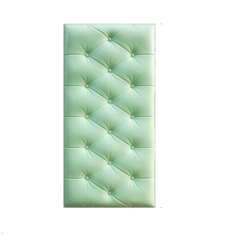 Furniture Cabezal Coussin T Te Testata Letto Kid 3D Wall Sticker Cabeceira Tete Lit Pared Cabecero De Cama Bed Headboard