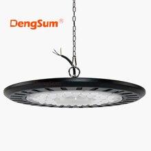 Lampe minière UFO 100, 150/200/lumière LED haute baie W, Super brillante, pour entrepôt, atelier, stade, Garage, ac 220/110V