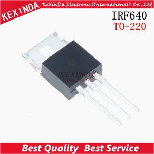 Image 3 - Free Shipping 100pcs/lot  IRF640 IRF640N IRF640NPBF Power MOSFET TO 220 new and original