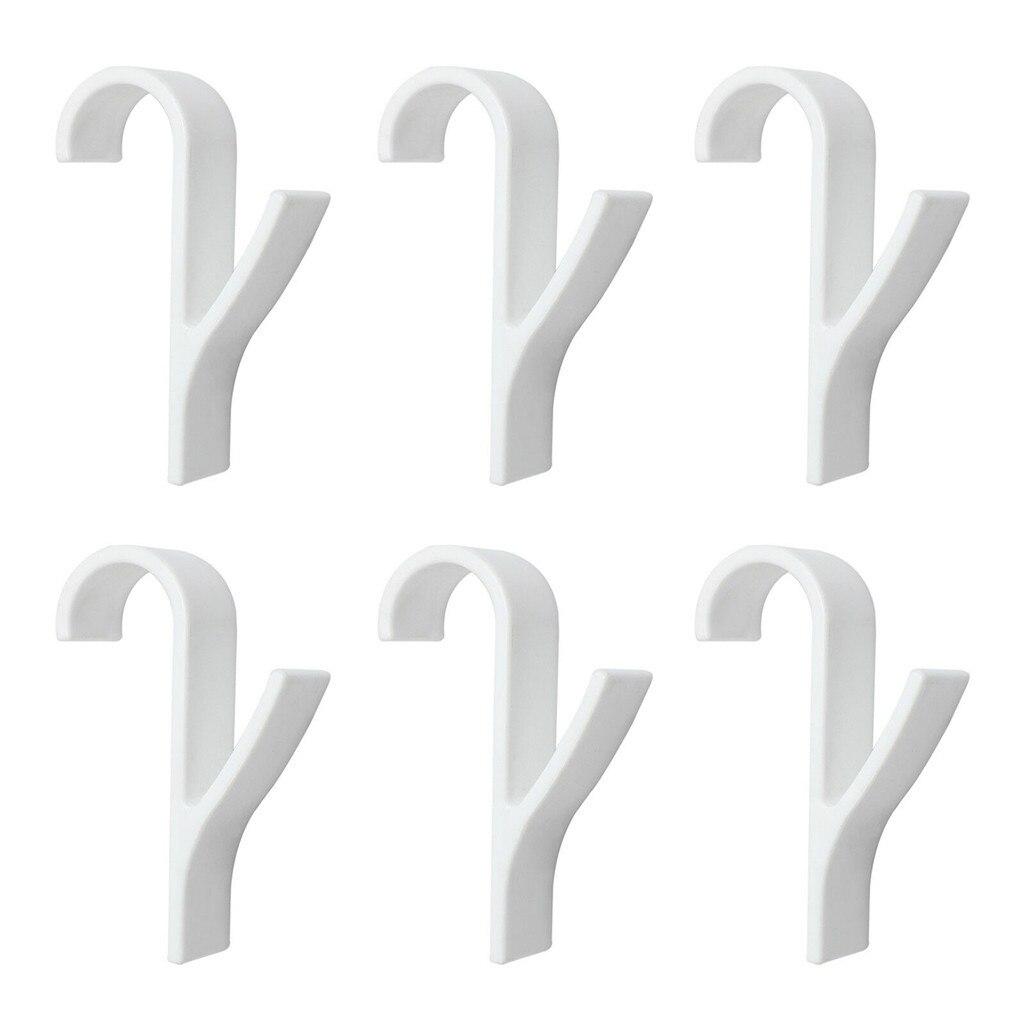 10pcs High Quality Hanger For Heated Towel Radiator Rail Bath Hook Holder Clothes Hanger Percha Plegable Scarf Hanger