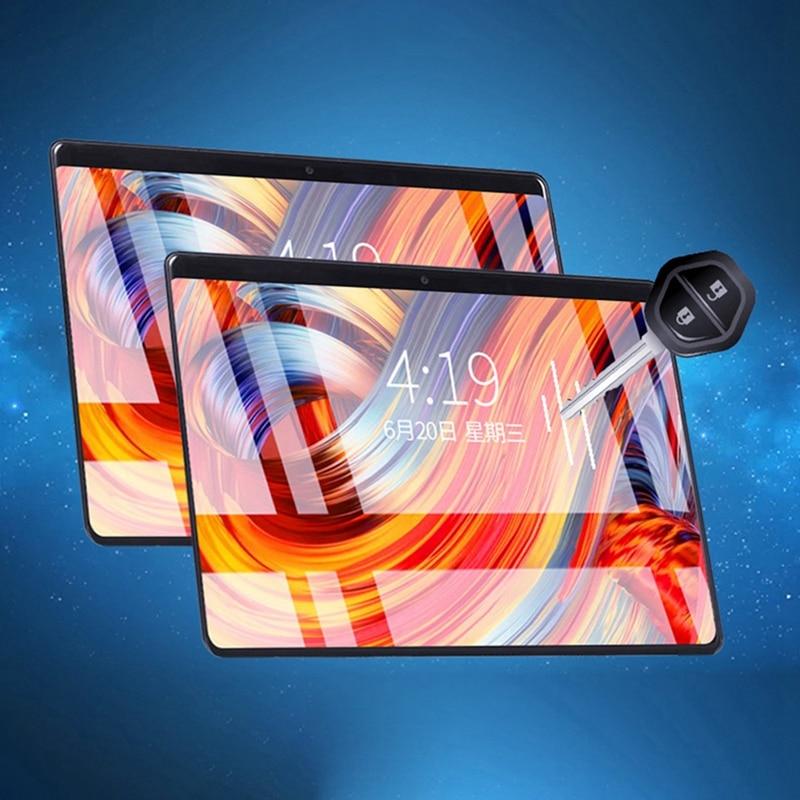 10.1 pouces enfants tablette 2.5D écran Android Quad Core double caméra WiFi éducation jeu cadeau pour garçons filles nous Plug - 6