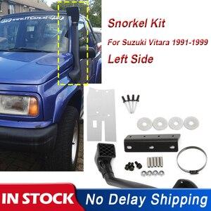 1 Set Car Snorkel Kit Snorkel Kit Air Intake Fit For Suzuki Vitara 1991-1999 1.6L Petrol G16B 4WD4x4 Air Intakes Parts Set(China)