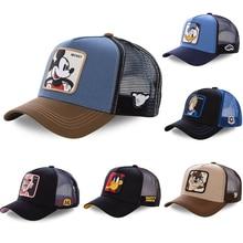 New Fashion 17 Colours Snapback Dragon Ball TAZ Cotton Baseball Cap Men Women Hi