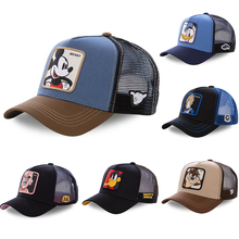 New Fashion 17 Colours Snapback Dragon Ball TAZ Cotton Baseball Cap