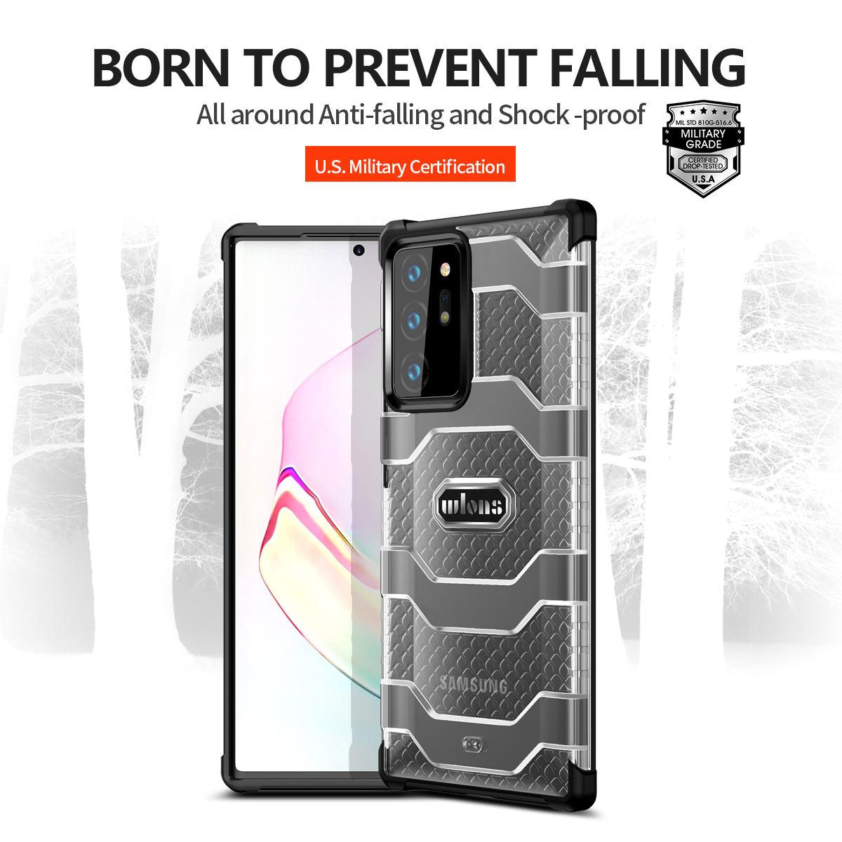 Best Rugged Cases for Galaxy Note 20
