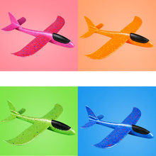 Flying Glider Toys Aircraft Aeroplane-Model Planes Outdoor-Game Hand-Throw Children Foam