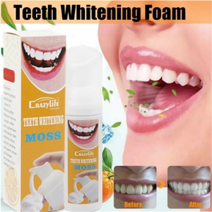 Foam Toothpaste Remove Tooth S