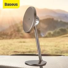 Baseus magnético titular do carro para o iphone x 7 xs max xiaomi huawei suporte do carro suporte do telefone de montagem ímã suporte móvel automático