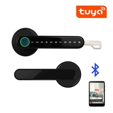 Fingerprint Lock Biometrics Smartlife Tuya Remote-Control Password-Code Bluetooth APP