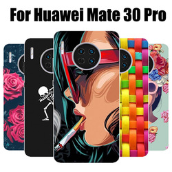 На Алиэкспресс купить чехол для смартфона soft tpu phone case for huawei mate30 cover phone bags for huawei mate 30 case phone coque for huawie mate 30 pro capa