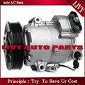 CVC6 AC компрессор для Opel Astra J 1 4 Turbo 2009 2010 2011-Opel Meriva B 1.4L 2010 13250608 13271268 13395695 1618063 1618424