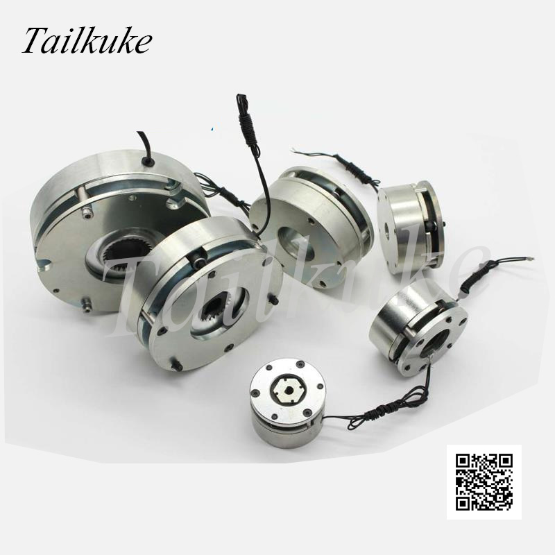 Miniature Electromagnetic Deenergization Brake WYT Series Power Off Brake Clutch Servo Stepper Motor Brake