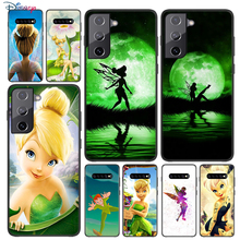 Soft Black Cover Wendy Tinkerbell For Samsung Galaxy S21 S20 FE Ultra S10 S10e Lite S9 S8 S7 Edge Plus Phone Case