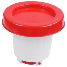 1L Plastic Poultry Chick Drinking Chicken Feeder Drinker