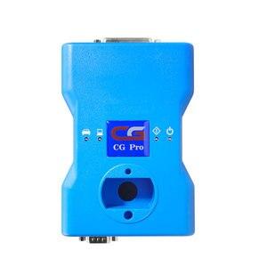 Image 2 - מקורי CGDI CG פרו 9S12 עבור BMW מפתח מתכנת הדור הבא של CG100 CG 100 עבור פריסקייל מלא גרסה כל מתאמים