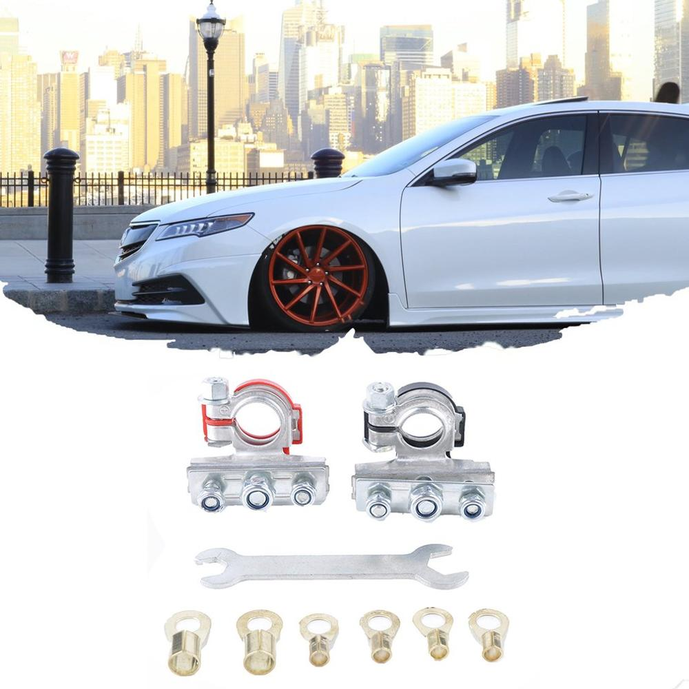 Universal Utility Auto Parts Replacement Parts Battery Terminal Block Professional Material Durable Life Not Easy To Damage