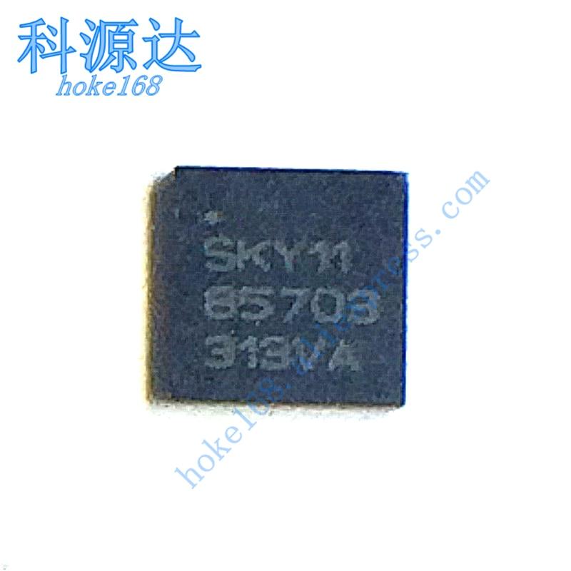 10pcs/lot SKY85703-11 QFN-16 SKY85703 85703 In Stock