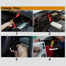 For Trucks Car Jump Starter Cable Battery clip Clamp Clip Newest Duable Top Sale(China)