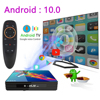 A95X R3 tv box Android 10 4k 2G 16G 4G 32G 64G 2 4G amp 5G WIFI BT4 2 smart tv boxes youtube mini RK3318 media player review