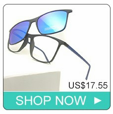 Ultralight TR90 Magnetic Sunglasses Men Polarized Clip On