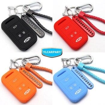 עבור Chery Tiggo 4,8, 5X, Tiggo8, Tiggo4, רכב מרחוק מפתח מקרה
