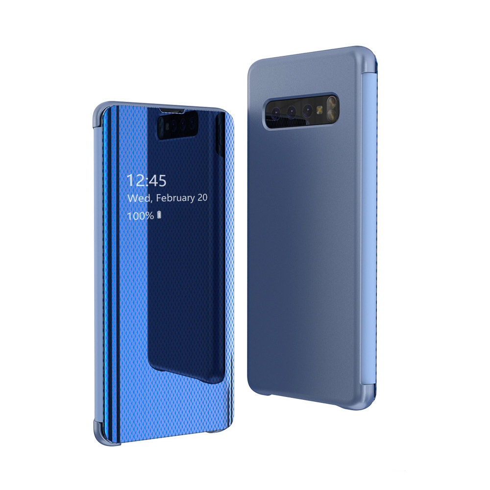 New arrival Smart mirror flip 360 phone case for Samsung Galaxy S9 S10 Plus clear cover for samsung S10e S10 e smartphone case