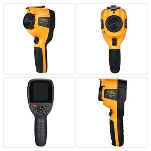 "Image 4 - Sell Hot Handheld Thermograph Camera Infrared Thermal Camera Digital Infrared Imager With 3.2"" Full View TFT Display Screen"