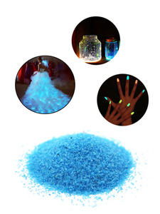 Particles-Toys Wishing-Bottle Bright-Paint Star Fluorescent Luminous Sand Glow-In-The-Dark
