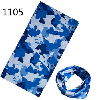 Military Army Camouflage Series pattern Bandanas Sports Ride Bicycle Motorcycle Turban Magic Headband Veil Scarf 2