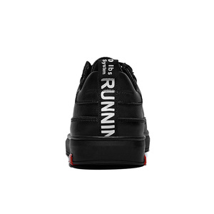 Image 5 - SUROM Luxus Marke Casual Männer Schuhe Leder Lace Up Fashion Classic Schwarz Weiß Turnschuhe Männer Mesh Atmungsaktive Zapatos De Hombre