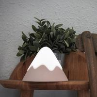 Snow Mountain Lamp Creative Bedroom Bedside Voice Control LED Charging Atmosphere Decorate Adjustable Nursing Small Night Light