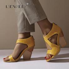 Женские сандалии lsewilly модная женская обувь с открытым носком