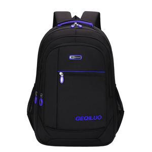 Image 2 - Männer rucksack Unisex Wasserdichte Oxford 15 Zoll Laptop Rucksäcke Casual Reise Jungen Student Schule Taschen Große Kapazität Heißer Verkauf