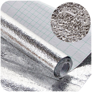 Кухонная настенная плита, маслостойкая наклейка из алюминиевой фольги, высокотемпературная самоклеящаяся Настенная Наклейка на обои