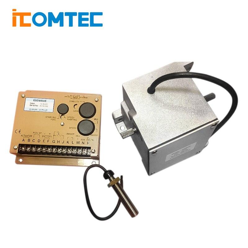 Фотомагнитный привод ADC120 24V или ADC120 12V + ESD5500E регулятор скорости + 3034572 Бесплатная доставка
