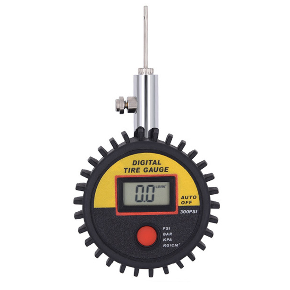 Genaue Sport Zubehör Fußball Manuelle Messen Ball Barometer Digital Display Manometer Pointer Volleyball Handheld-in Manometer aus Werkzeug bei
