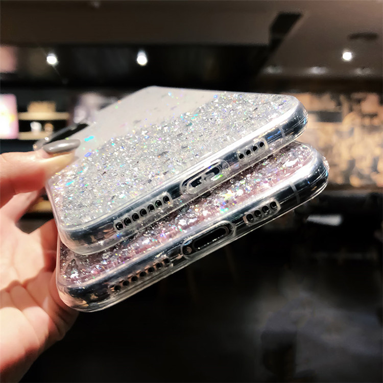 H7c3d751af45749c5abf3bf95c9e3d026G - YBD Soft Shiny Bling Case for Xiaomi Redmi Note 8 pro 7 pro K20 Pro 9s Coque for Xiaomi mi 9 9t cc9 6 6x 8 lite 8 se Case 8T