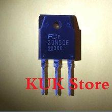 D'origine 100% NOUVEAU 23N50E FMH23N50E FEP23N50E FEP 23N50E 500V 23A 315W MOSFET pour Machine À Souder TO-3P 20 PCS/LOT