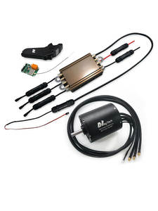 ESC Powerful-Motor Remote Maytech Esurf/boat-Kit V2 MTSKR1905WF 300A 200KV Fully Waterproof