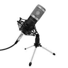 BM 800 전문 콘덴서 마이크 키트 bm800 가라오케 마이크 스튜디오 콘덴서 mikrofon bm 800 mic for radio baodcasting